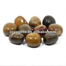 High Polished Gemstone home decorative stone pebbles