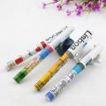 Werbeartikel, Vollfarbdruck Plastik Souvenir Pen