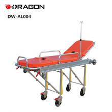 DW-AL004 Top Selling Aluminium Alloy Foldable Wheelchair Ambulance Stretcher