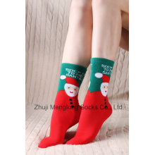christmas Holiday Lady Cotton Socks Holiday Cotton Socks