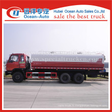 Dongfeng diesel fuel 20ton water aspersion prix