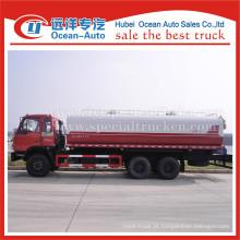 Dongfeng combustível diesel 20ton preço do caminhão sprinkler de água