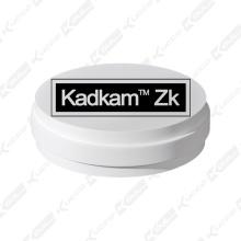 Kadkam Zkc - Pre-colored Zirconia blanks CAD/CAM zirconia milling discs dental zirconia disks