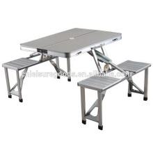 Раскладной алюминиевый стол для пикника