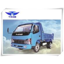 Caminhão de descarregador novo o mais barato do mini caminhão basculante de 2 toneladas para a venda 45kw 60HP (ZB3040LDBS)