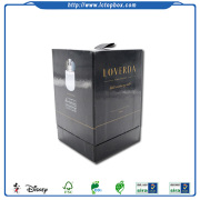 Caja de regalo de velas de lujo