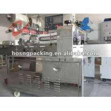 Kissen Wrappig Maschine / High-Speed-horizontale Verpackungsmaschine