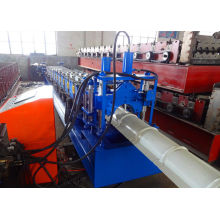 Steel Color Corrugated Roof Tile Making Cold Roll Forming Machine 4kw