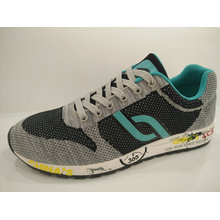 2016 Ladies Retro Running Shoes with Fly Knitting