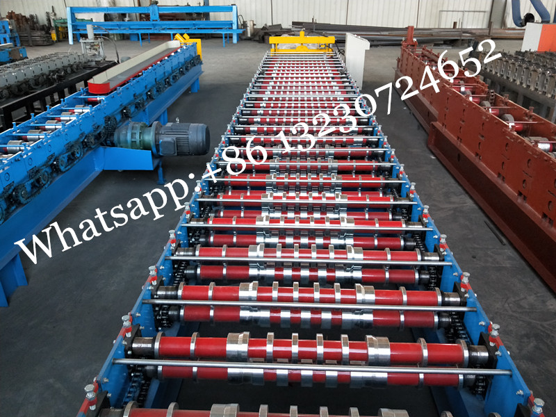 slidding shutter door forming machine