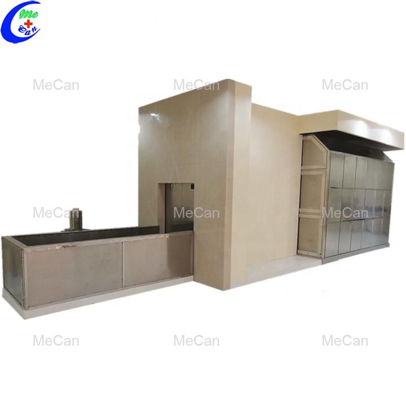 Human cremation equipment