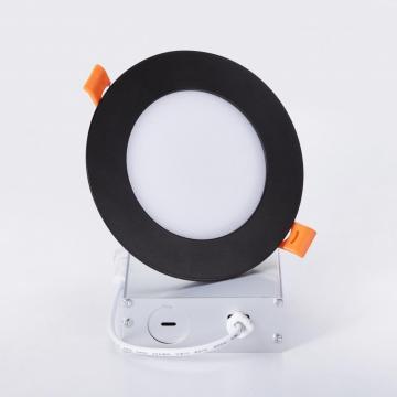 Luz LED empotrada delgada de 4 pulgadas para habitación