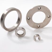 Sintered Big Ring Alnico Motors Magnet