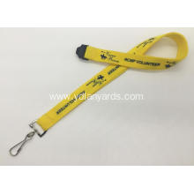 New Style Popular Custom Printed Polyester Lanyard