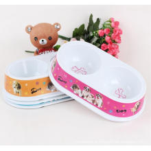 (BC-PE1005) High Quality Reusable Melamine Pet Basin