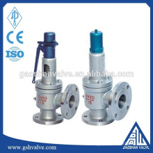 wcb flanged safety relief valve