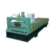 10-127-890 automatic tile cold roll forming machine