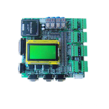Ca320 Transformation Speed Microcomputer Control System