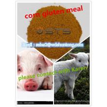 Mais-Gluten-Mahlzeit für Geflügel mit bester Qualität heißer Verkauf
