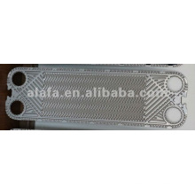 APV H17 bezogene Platte Wärmetauscherplatte 316L