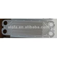 APV H17 связанных с титановой пластиной для теплообменник пластины и прокладки