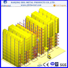 Good Quality Vna Pallet Rack/Industrial Storage Metal Q235 Racking for Warehouse