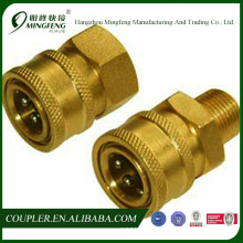 High quality quick connecting gas spring end fitting