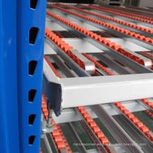 Carton Live Storage Rack para almacenamiento de servicio mediano