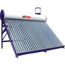 Plastic Spraying Coating Solar Water Heater (SPR 50-300L)