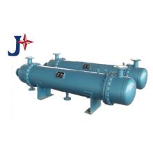 Trocador de calor de casco e tubo de aço inoxidável