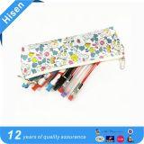 High Quality Mini Retro Flower Floral Lace Pencil Case School Supplies Cosmetic Makeup Bag Zipper Pouch Purse