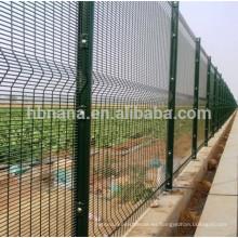 Valla de alta seguridad / Valla de acero galvanizado / Valla de seguridad 358 Prisión de malla
