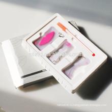Набор маркеров для губ, Инструмент для моделирования трафаретов для губ для девушки