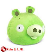 ICTI Audited Fábrica de alta calidad de promoción personalizada OEM juguete de peluche de cerdo
