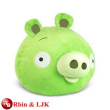 ICTI Audited Factory High Quality Custom Promotion OEM plush pig toy