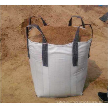 Black Anti-UV Big PP Sand Ton Bag