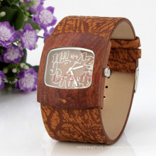 Hlw018 OEM Men′s and Women′s Wooden Watch High Quality Wrist Watch