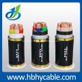 Силовой кабель 10кВ из сшитого полиэтилена/ПВХ Бронированный Кабель питания