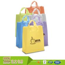 Angepasste akzeptable Tiefdruck-Shopping-Verpackung verwenden HDPE Plastiktüten Träger