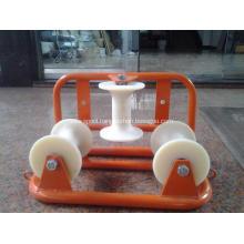 Three-Wheel Corner cable roller