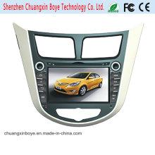 Coche de DVD de coches de sistema de DVD de vídeo para Hyundai Accent