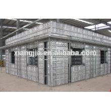 sistema de formación de aluminio formas de hormigón de aluminio