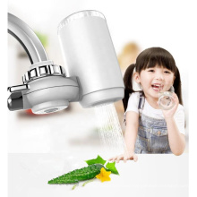 New Splash-proof Filter Faucet Water Clean Purifier Tap Head Filtration Activated Carbon Removes Chlorine Fluoride Water Filter