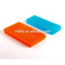 Plactis Zentrifugenröhrchengestell für 0,5 ml / 1,5 ml / 2 ml
