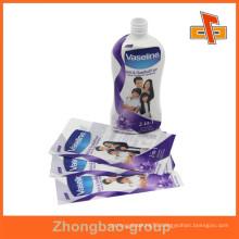 Competitive price shrink wrap bottle labels pvc shrink label