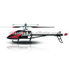FX052 RC grande 2.4G única lâmina liga 4CH helicóptero com giroscópio
