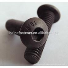 Grade10.9 hexagonal socket cup head screw m8*30