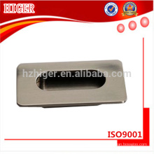 Poignée de porte en alliage de zinc de haute qualité avec ISO9001