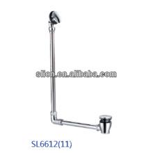 bathtub drain strainer & brass bathtub waste fittings