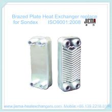 Gelötete Plattenwärmetauscher für ersetzen Sondex